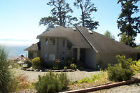 Magnificent Oceanfront-Beautifully Furnished, 2Mon Sooke/Vic.BC