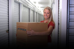 Secured Self Storage in Central Montreal Call: (514) 935-3300