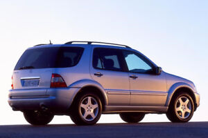 2003 Mercedes-Benz ML 350 SUV