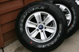 FORD NEW Tires & Rims 265/70R17