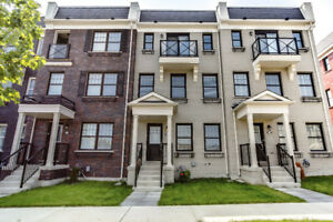 *NEW PRICE* STOUFFVILLE Double (2) Car Garage Freehold Townhomes