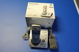 Panasonic Cordless Phone with built in Answering Machine Peterborough Peterborough Area image 3