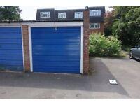 Garage lock up to rent