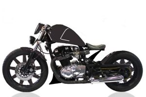 Project - Bobber GR650 Suzuki - 1984 - Finish the Dream