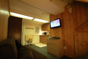 Available Sept. 1 - Basement Studio Suite in Banff