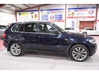 2010 59 BMW X5 3.0 XDRIVE35D M SPORT 5D AUTO 282 BHP DIESEL