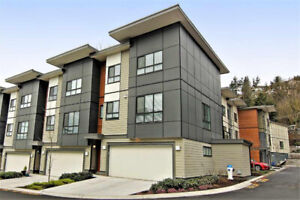 3 Bedroom  End Unit Townhome in Abbotsford