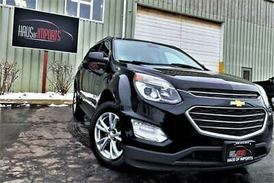 2016 Chevrolet Equinox LT AWD 4dr SUV 2016 Chevrolet Equinox, BLACK with 103831 Miles available now!