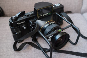 Fujifilm G617 PANORAMIC Film Camera