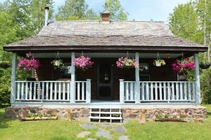 Cottage for rent by the week
