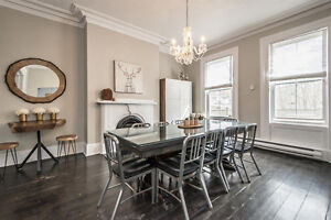 The most Gorgeous  2BDRM South end October 15th