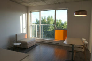 Weekly Modern 1-bedroom Apartment, Close to Downtown, Metro
