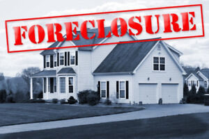 BANK FORECLOSING ON YOUR HOME? CALL ME FIRST! SAVE YOUR CREDIT!