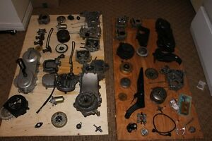 4 stroke scooter gy6 engine parts