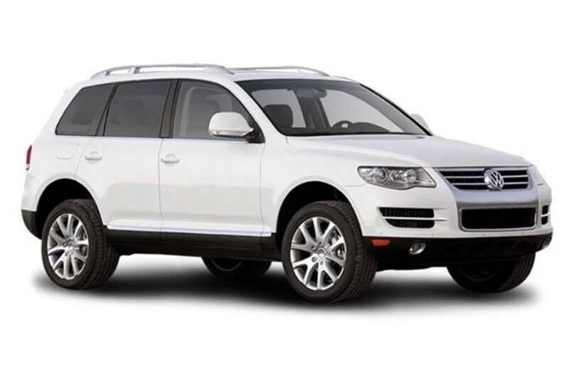 VW Touareg Air Shocks