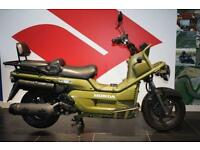 HONDA PS250 RUCKUS MF09, 2006, GREEN, RARE JDM IMPORTED SCOOTER