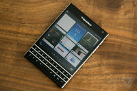 blackberry passport unlocked