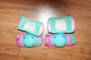 Knee and elbow guards for skating