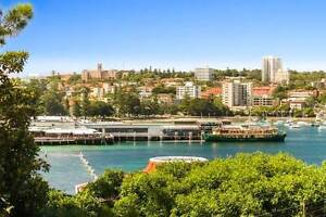 2 bed waterfront 30 sec from beach Manly Manly Area Preview