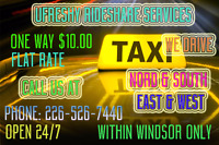 CCheapest ridshare within Windsor ontario