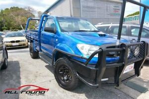 2008 Toyota Hilux GGN15R 07 Upgrade SR 5 Speed Manual Tweed Heads Tweed Heads Area Preview