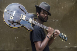 4 VIP Tickets to Gary Clark Jr. August 6, Danforth Music Hall