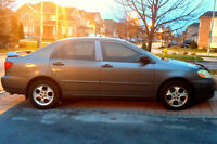 Toyota Corolla 2006 - FULLY LOADED - CAN'T MISS