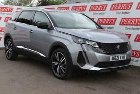 image for 2021 Peugeot 5008 1.5 BlueHDi GT Premium 5dr EAT8 Estate Auto Estate Diesel Auto