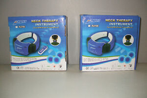 2  Neck Therapy Instruments....BRAND NEW!