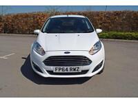 2014 FORD FIESTA Ford Fiesta 1.0 EcoBoost Zetec 5dr
