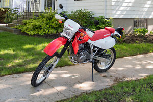 Lightly used Honda XR650GL with Extras - $6,950 OBO