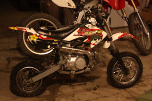 95cc dirt bike