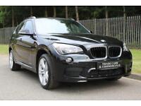 2015 15 BMW X1 2.0 XDRIVE20D M SPORT 5D AUTO 181 BHP DIESEL