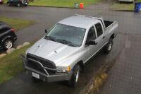 2005 Dodge Power Ram 1500 4 door Pickup Truck