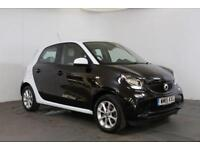 2015 15 SMART FORFOUR 1.0 PASSION 5D 71 BHP