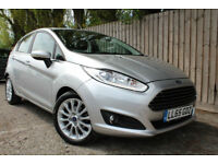 2015 65 Ford Fiesta 1.5TDCi ( 95ps ) ECOnetic Zetec S/S 94.2 MPG ZERO TAX P/X