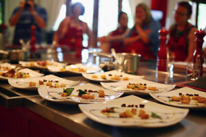Cooking class space wanted!