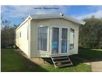 Primrose valley 3 bedroom 8 berth ref LH10