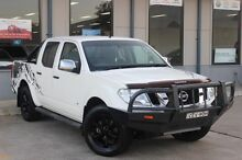 From $110p/w ON FINANCE* 2011 Nissan Navara Ute Blacktown Blacktown Area Preview