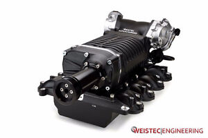 Weistec Stage 2 M156 engine Supercharger System C63 AMG W204