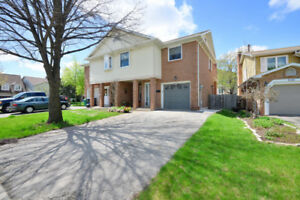 JUST LISTED - Beautiful Erin Mills End Unit Townhouse