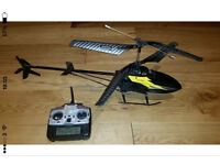 LARGE 2.4GHZ HELICOPTER 4CH RADIO REMOTE CONTROL