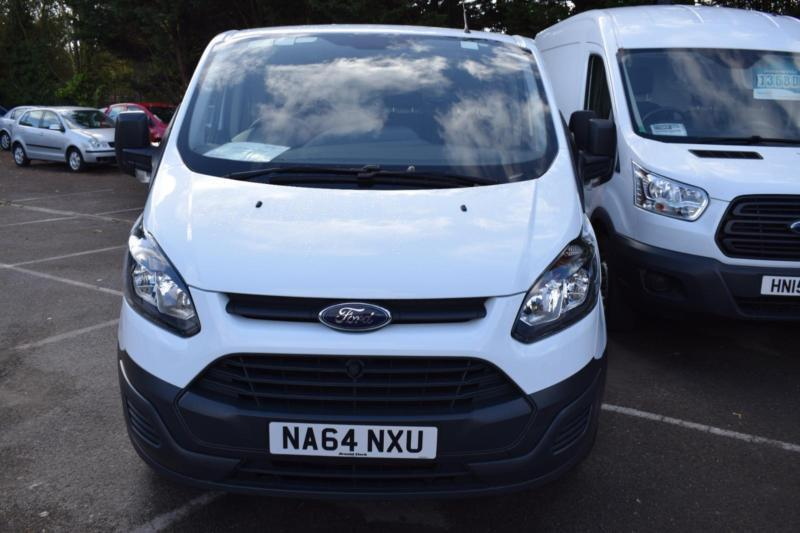 2014 FORD TRANSIT CUSTOM 290 LR P/V PANEL VAN DIESEL