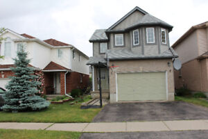 1133 Copper Leaf Cres Detach 4 Bed and 3.5 Bath Available Aug 16