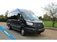 2017 67 FORD TRANSIT 2.2 460 TREND 155PS 17 SEAT EURO 6 ONLY 1000 MILES DIESEL