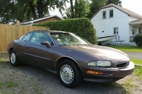 1995 Buick Riviera Super Charger 2 portes