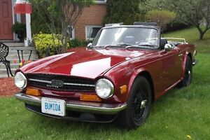 Beautiful Candy Apple Red TR6
