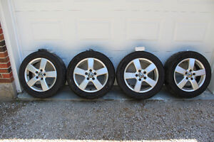 All season tires on OEM VW Rims