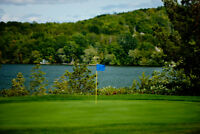 Stay & Play: Cottage + Golf in Prince Edward County, Sandbanks