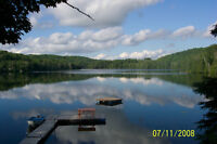 Waterfront brick bungalow home or cottage near Bancroft ON
